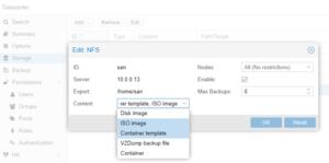 Proxmox Configuration - ProxCP Documentation